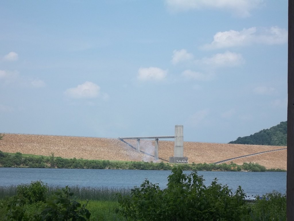 Scenery Pictures Curwensville Lake